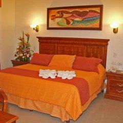 Отель Gran Real Yucatan сейф в номере