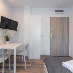Отель Stay99 Apart Wodna Польша, Познань - отзывы, цены и фото номеров - забронировать отель Stay99 Apart Wodna онлайн комната для гостей фото 4