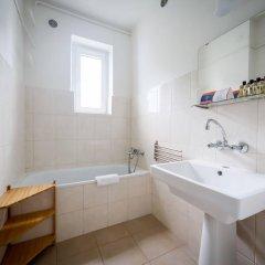 Отель Bursztyn Польша, Сопот - отзывы, цены и фото номеров - забронировать отель Bursztyn онлайн ванная фото 2