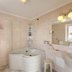 Grand Hotel Villa Politi Сиракуза ванная