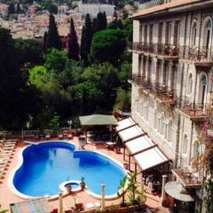 Taormina Park Hotel с домашними животными