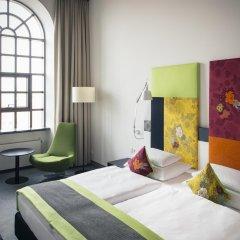 Отель Vienna House Andel's Lodz Лодзь комната для гостей фото 2