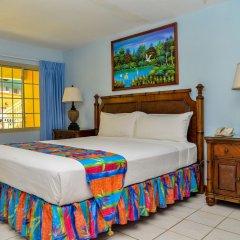 Отель CocoLaPalm Seaside Resort Ямайка, Саванна-Ла-Мар - 1 отзыв об отеле, цены и фото номеров - забронировать отель CocoLaPalm Seaside Resort онлайн комната для гостей фото 5