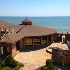 Гостиница СПА-Клуб Диодон пляж фото 2