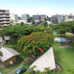 Отель De Vos on the Park Фиджи, Вити-Леву - отзывы, цены и фото номеров - забронировать отель De Vos on the Park онлайн
