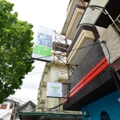 Отель Check Inn China Town By Sarida Таиланд, Бангкок - отзывы, цены и фото номеров - забронировать отель Check Inn China Town By Sarida онлайн балкон