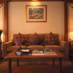 Отель Bliston Suwan Park View интерьер отеля