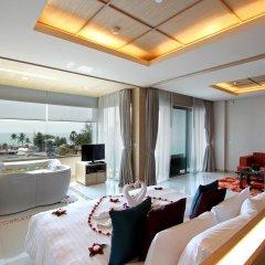 Отель The Kee Resort & Spa 4* Люкс с различными типами кроватей фото 2