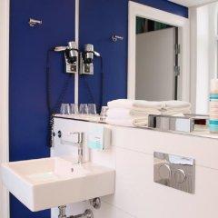 Отель Absalon Hotel Дания, Копенгаген - 1 отзыв об отеле, цены и фото номеров - забронировать отель Absalon Hotel онлайн ванная