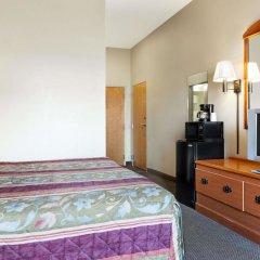 Отель Howard Johnson by Wyndham University of Alabama Tuscaloosa комната для гостей фото 4