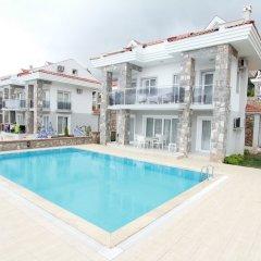 Orka Golden Heights Villas Турция, Олудениз - отзывы, цены и фото номеров - забронировать отель Orka Golden Heights Villas онлайн бассейн фото 2