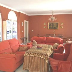 Отель House With 5 Bedrooms in Arcos, With Private Pool, Furnished Terrace a интерьер отеля