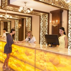 Concordia Celes Hotel - Ultra All Inclusive Турция, Окурджалар - отзывы, цены и фото номеров - забронировать отель Concordia Celes Hotel - Ultra All Inclusive онлайн интерьер отеля