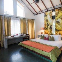 Отель Thilanka Resort and Spa комната для гостей