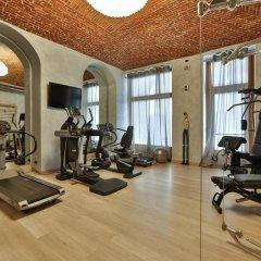 Best Western Plus Hotel Genova фитнесс-зал фото 3