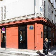 Отель Auteuil Terraces парковка