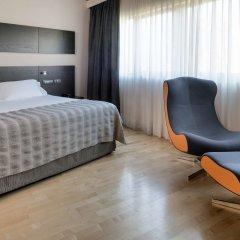 Отель NH Madrid Las Tablas комната для гостей