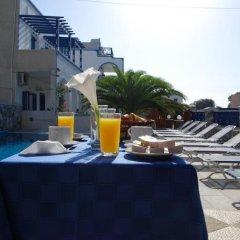 Отель Aretousa Villas Греция, Остров Санторини - отзывы, цены и фото номеров - забронировать отель Aretousa Villas онлайн питание