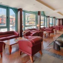 Отель NH Collection Genova Marina интерьер отеля фото 2