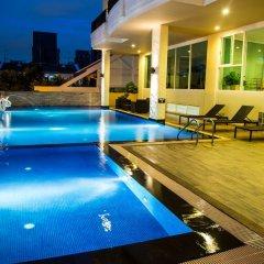 Отель Patio Luxury Suites бассейн фото 2