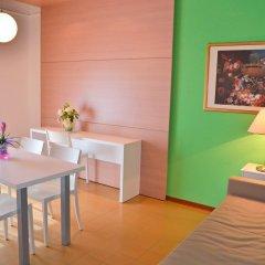 Отель Residence Eurhotel Монтезильвано комната для гостей фото 2