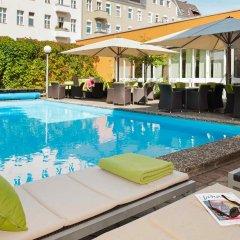 Mercure Hotel Berlin City West бассейн фото 3