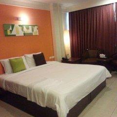 Отель Top Inn Sukhumvit Бангкок комната для гостей фото 2