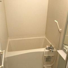 Отель Guest House air one Фукуока ванная