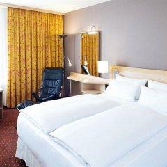 Отель NH Leipzig Messe комната для гостей фото 4