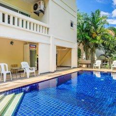Pathaya Place Kata Hotel пляж Ката бассейн фото 3
