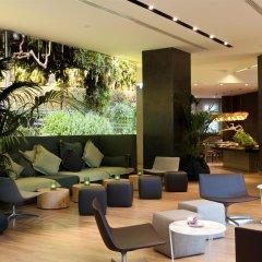 Отель Starhotels Echo Италия, Милан - 1 отзыв об отеле, цены и фото номеров - забронировать отель Starhotels Echo онлайн интерьер отеля