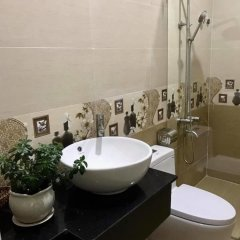 Dat Thien An Hotel Далат ванная фото 2