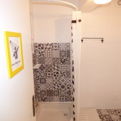 Отель D Wan Guest House Португалия, Пениче - отзывы, цены и фото номеров - забронировать отель D Wan Guest House онлайн ванная