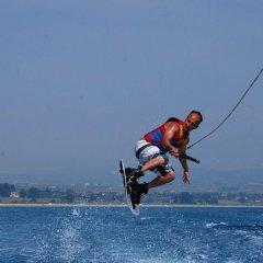 Aegean Melathron Thalasso Spa Hotel спортивное сооружение