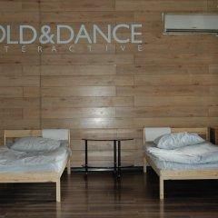 Gold&Dance Hostel сауна