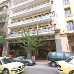 Отель Aristoteles Hotel Греция, Афины - 10 отзывов об отеле, цены и фото номеров - забронировать отель Aristoteles Hotel онлайн парковка
