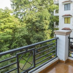 Апартаменты GuestHouser 1 BHK Apartment 211f Гоа балкон