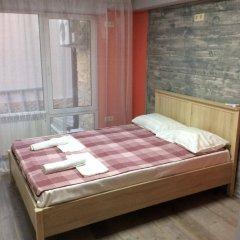 Mini Hotel Hi Way комната для гостей