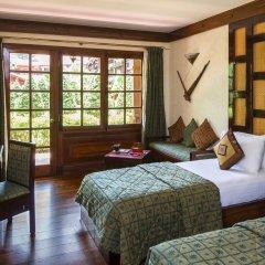 Отель Victoria Sapa Resort & Spa Шапа комната для гостей фото 3