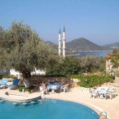 Oreo Hotel Турция, Каш - отзывы, цены и фото номеров - забронировать отель Oreo Hotel онлайн бассейн фото 2