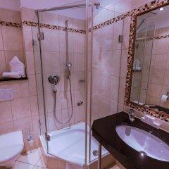Отель Kandler Германия, Обердинг - отзывы, цены и фото номеров - забронировать отель Kandler онлайн ванная