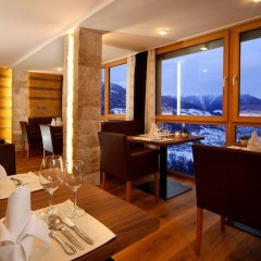 Отель Alpin & Relax Hotel das Gerstl Италия, Горнолыжный курорт Ортлер - отзывы, цены и фото номеров - забронировать отель Alpin & Relax Hotel das Gerstl онлайн питание фото 3