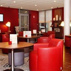 Отель Campanile Lyon Centre - Gare Part Dieu Франция, Лион - отзывы, цены и фото номеров - забронировать отель Campanile Lyon Centre - Gare Part Dieu онлайн интерьер отеля