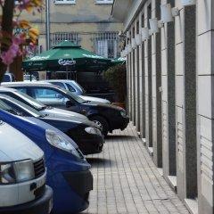 Отель Royal Route Residence Варшава парковка