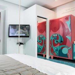 Del Carmen Concept Hotel Гвадалахара удобства в номере фото 2