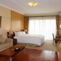 Отель The Star River Apartment Китай, Гуанчжоу - отзывы, цены и фото номеров - забронировать отель The Star River Apartment онлайн комната для гостей фото 4