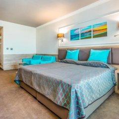 Отель Iberostar Tiara Beach Болгария, Солнечный берег - отзывы, цены и фото номеров - забронировать отель Iberostar Tiara Beach онлайн комната для гостей фото 4