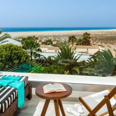 Отель Sol Beach House at Melia Fuerteventura - Adults Only балкон