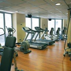 Gran Hotel Sol y Mar (только для взрослых 16+) Кальпе фитнесс-зал фото 4