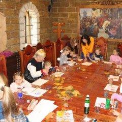 Historical Hotel Fortetsya Hetmana детские мероприятия фото 2
